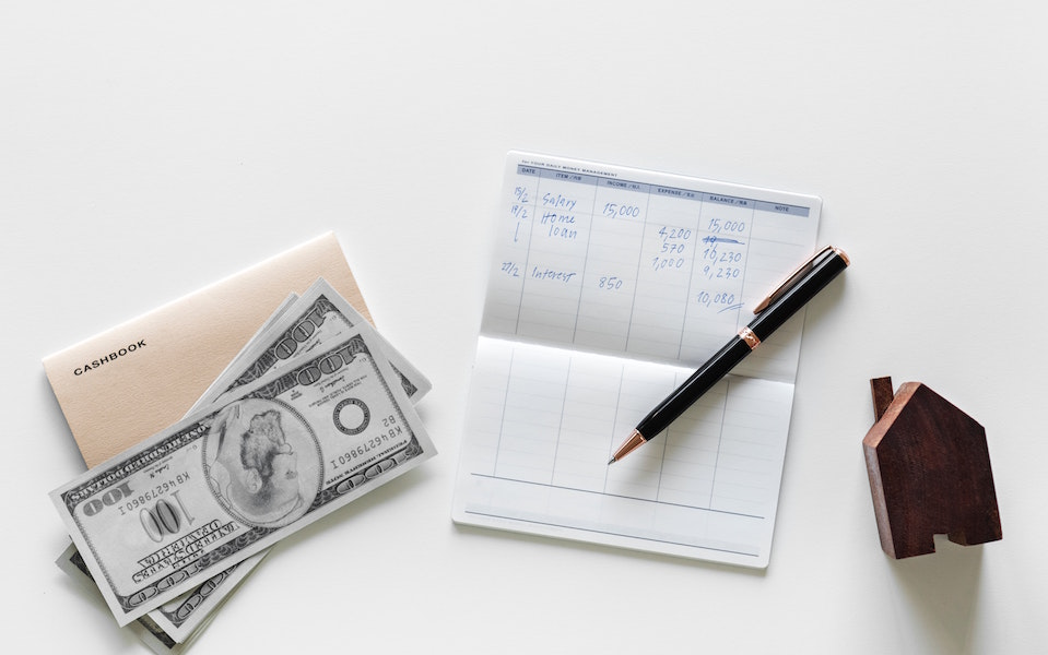 Cash book and money, and other questions to ask an agent